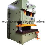 prensa del boquete 160ton con la manivela doble y el vector grande