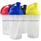 Bottiglia dell'agitatore della proteina di nutrizione