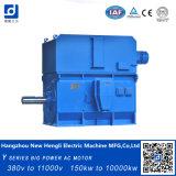 Motor trifásico de corrente alternada de anel de deslizamento de alta voltagem