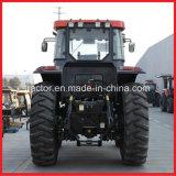 130HP аграрный трактор, четырехколесный трактор фермы (KAT 1304)