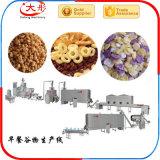 Spuntini soffiati popolari del cereale del cioccolato che fanno macchina