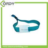 Ereignis-Management NTAG213 215 216 Gewebe gesponnener RFID Wristband