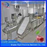Lavage de cuisine, découpage, machines de transformation de de légumes d'équipement de conditionnement