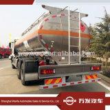De Vrachtwagen van de Tanker van de Brandstof van het Aluminium van Sinottruk HOWO T5g 6X4