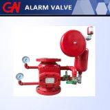 Válvula de verificación mojada de la alarma del sistema de regadera de la alta calidad
