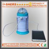 ディスコランプ、1W懐中電燈が付いている再充電可能なキャンプのランタン(SH-1995C)