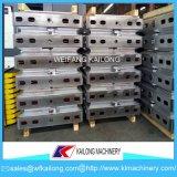 Linha de molde caixa da fundição da elevada precisão de molde usada para a fundição