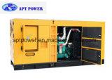 250kVA veille/200kw Weather-Proof générateur diesel Cummins avec auvent