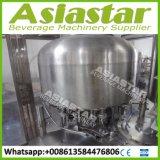 Alta calidad del agua de lavado automático de llenado Máquina que capsula