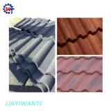 Azulejo de material para techos revestido de Milano de material para techos de las virutas de piedra coloridas de los materiales