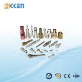 カスタム高精度CNCの回転旋盤にかかる製粉の真鍮の部品