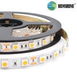 Striscia flessibile dell'indicatore luminoso di SMD5050 LED in 14.4W/M