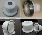 Anillos de la taza de la tinta del carburo de tungsteno de la impresión de la pista para la impresora de Tampo