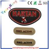 高品質のカスタムロゴ3D PVCゴムパッチ