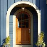 بيضاء لون أرجوحة [بفك] أبواب خشبيّة, [سليد ووود] باب