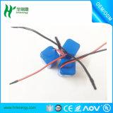 14500 16430 20700 Batería Batería de ion de litio recargable de 3,7V para evaluadores