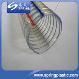 산업 PVC 섬유에 의하여 강화되는 철강선 호스