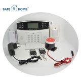 Alarme de roubo de segurança doméstica sem fio inteligente
