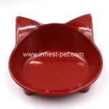 2017 Cat visage Mignon chiot Pet Food bol d'alimentation