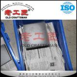 Plaques dures d'alliage de tungstène pour la fabrication de moulage