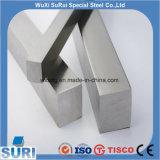 El SUS 201 de Inox AISI 316 202 301 303 304, 304L, 316L, 321, 410 420, 430, 416 conservó en vinagre la barra de Rod del cuadrado del acero inoxidable