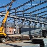 Entrepôt neuf en gros de structure métallique de modèle