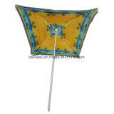 Une bande colorée Conception parapluie de jardin d'inclinaison