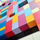 Aluminiumwand-Umhüllung-dekoratives Bildschirm-Panel-Laser-Schnitt-Panel