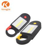 Светодиодный фонарик початков кемпинг поход передачей магнитный индикатор рабочего освещения