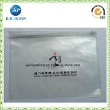 Ясный полиэтиленовый пакет замка застежка-молнии скольжения PVC (jp-plastic063)