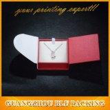Сердце крышки типа бумаги кольцо украшения Подарочная упаковка
