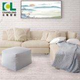 Imperméable et résistant au feu de bois de planches de vinyle PVC Flooring, ISO9001 Changlong Clw-21