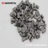 Yg6 de Gesoldeerde Wolfram Gecementeerde Solderende Tussenvoegsels van het Carbide