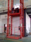 Levage hydraulique de longeron de guide (propriétaire fait)
