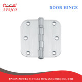 "Fixed Pin (2BB)를 가진 미국 1/4 "" 5/8 "" Stainless Steel Square Door Hinge"