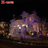 Decoración al aire libre de la luz laser de la Navidad