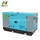 Planta de energía de 200kw de potencia del Generador Diesel Shangchai cerrado