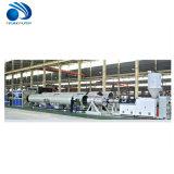 Zhangjiagang происхождения 16-63мм двойной пластиковый поливинилхлоридная труба экструзии машины