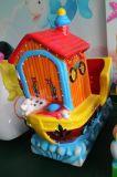 Machine de jeu de conduite de Kiddie de matériel pour la cour de jeu d'intérieur