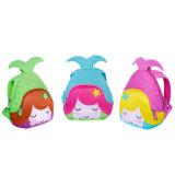 Мешки школы малышей Backpacks детей шаржа способа Mermaid для Backpack школы Schoolbag девушок мальчиков