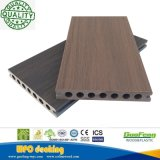 Commerce de gros de verrouillage Moisture-Proof Fire-Retardant Fashion WPC21-145 Composite Decking (GK)