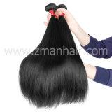 倍によって引かれるまっすぐな人間の毛髪の拡張