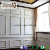 Painel de parede decorativo barato da instalação fácil interna WPC para a venda
