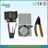 Sc/APC/FC/Apclc/APC 빠른 필드 종료를 위한 전 Polished 기계적인 광섬유 연결관
