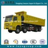 Sinotruk HOWO-A7 420HP 8X4 30m3 쓰레기꾼 트럭