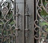 Fabrik-Zubehör-direkte Sicherheits-Stahleingangs-Haustür
