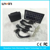 Solar Energy Generator-Gerät für Notbeleuchtung u. Ladung für intelligentes Telefon
