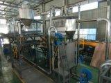 1500 bis 5000 kg-/hüberschüssiges Plastikflaschenabfallverwertungsanlage