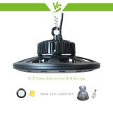 Mikrowellen-Fühler 200W hohes Bucht-Licht UFO-LED