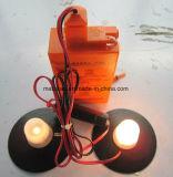 Luz de jangada para a Vida da bateria